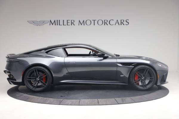 Used 2019 Aston Martin DBS Superleggera for sale $279,990 at Alfa Romeo of Greenwich in Greenwich CT 06830 8