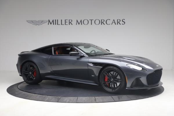 Used 2019 Aston Martin DBS Superleggera for sale $279,990 at Alfa Romeo of Greenwich in Greenwich CT 06830 9