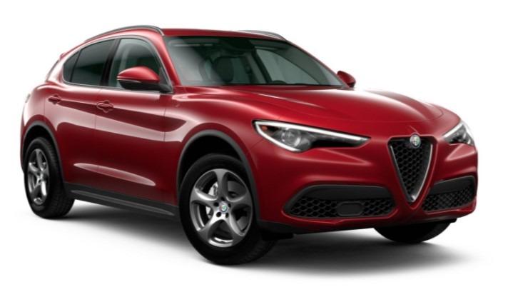 New 2021 Alfa Romeo Stelvio Sprint for sale Sold at Alfa Romeo of Greenwich in Greenwich CT 06830 1