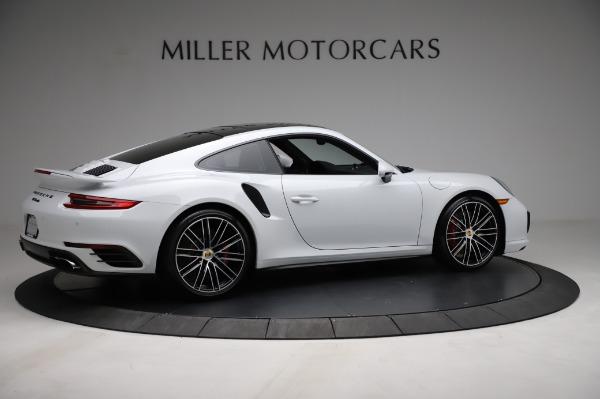 Used 2018 Porsche 911 Turbo for sale $159,990 at Alfa Romeo of Greenwich in Greenwich CT 06830 11