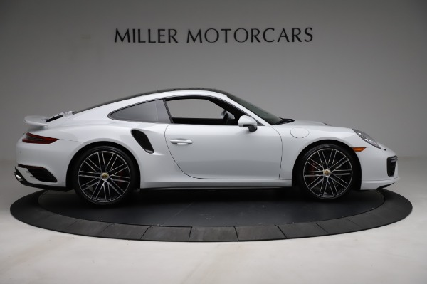 Used 2018 Porsche 911 Turbo for sale $159,990 at Alfa Romeo of Greenwich in Greenwich CT 06830 12