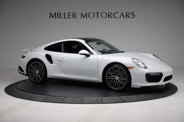 Used 2018 Porsche 911 Turbo for sale $159,990 at Alfa Romeo of Greenwich in Greenwich CT 06830 13