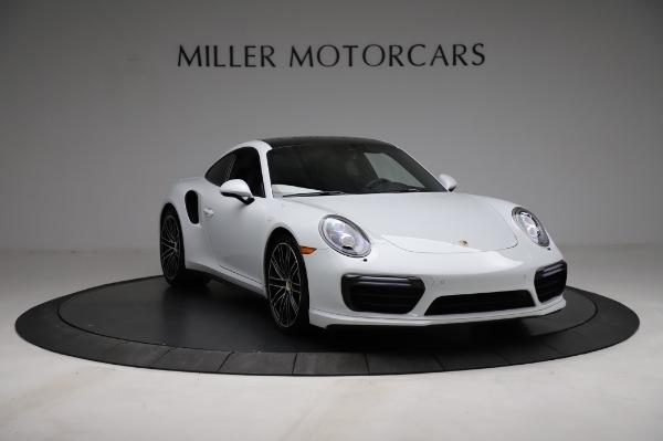 Used 2018 Porsche 911 Turbo for sale $159,990 at Alfa Romeo of Greenwich in Greenwich CT 06830 15
