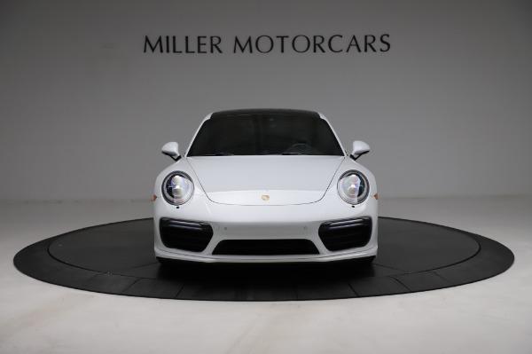 Used 2018 Porsche 911 Turbo for sale $159,990 at Alfa Romeo of Greenwich in Greenwich CT 06830 16