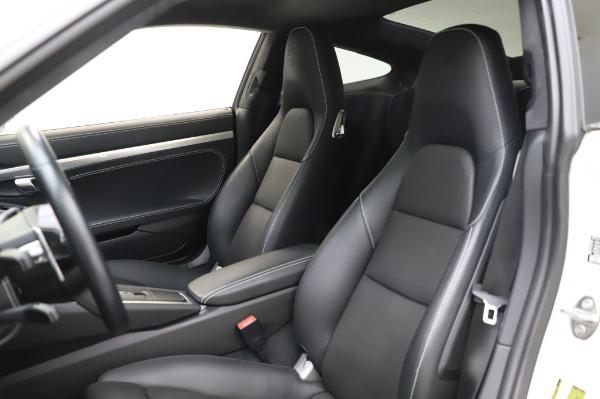 Used 2018 Porsche 911 Turbo for sale $159,990 at Alfa Romeo of Greenwich in Greenwich CT 06830 18