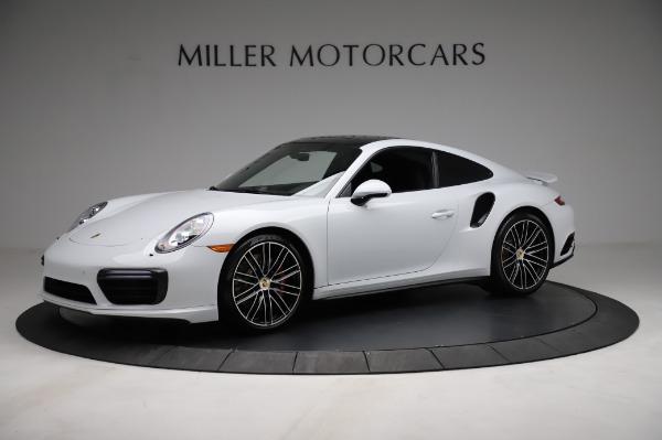 Used 2018 Porsche 911 Turbo for sale $159,990 at Alfa Romeo of Greenwich in Greenwich CT 06830 2