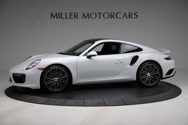 Used 2018 Porsche 911 Turbo for sale $159,990 at Alfa Romeo of Greenwich in Greenwich CT 06830 3