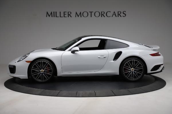 Used 2018 Porsche 911 Turbo for sale $159,990 at Alfa Romeo of Greenwich in Greenwich CT 06830 4