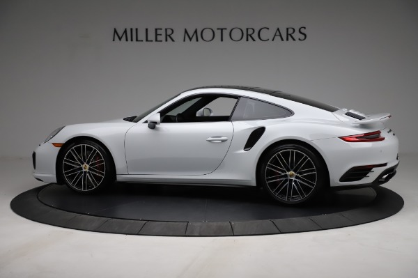 Used 2018 Porsche 911 Turbo for sale $159,990 at Alfa Romeo of Greenwich in Greenwich CT 06830 5