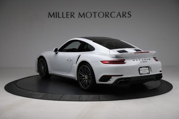Used 2018 Porsche 911 Turbo for sale $159,990 at Alfa Romeo of Greenwich in Greenwich CT 06830 7