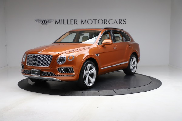 Used 2018 Bentley Bentayga Onyx Edition for sale $149,900 at Alfa Romeo of Greenwich in Greenwich CT 06830 2