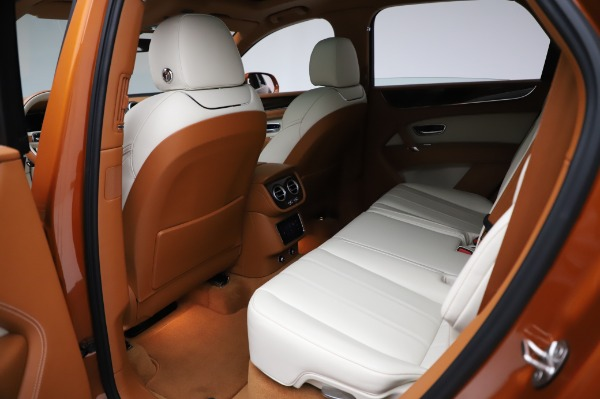 Used 2018 Bentley Bentayga Onyx Edition for sale $149,900 at Alfa Romeo of Greenwich in Greenwich CT 06830 21