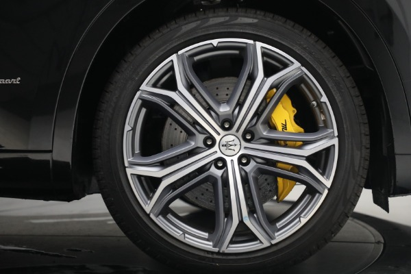 New 2021 Maserati Levante S Q4 GranSport for sale Call for price at Alfa Romeo of Greenwich in Greenwich CT 06830 14