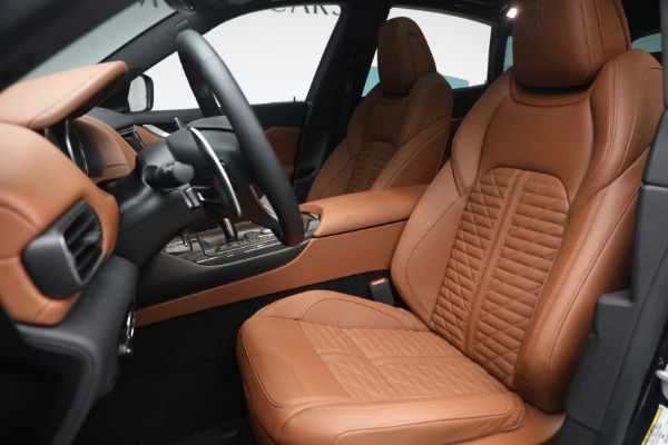New 2021 Maserati Levante S Q4 GranSport for sale Call for price at Alfa Romeo of Greenwich in Greenwich CT 06830 17