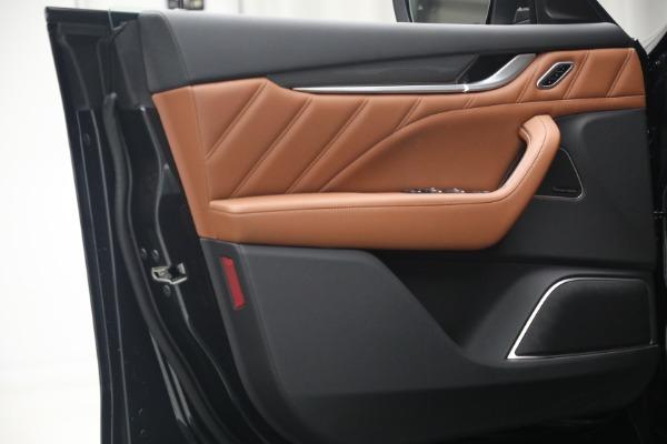 New 2021 Maserati Levante S Q4 GranSport for sale Call for price at Alfa Romeo of Greenwich in Greenwich CT 06830 23
