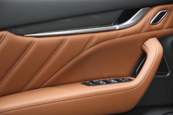 New 2021 Maserati Levante S Q4 GranSport for sale Call for price at Alfa Romeo of Greenwich in Greenwich CT 06830 24