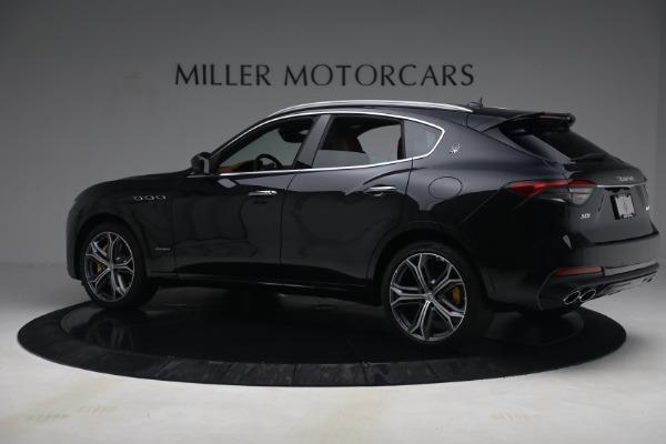 New 2021 Maserati Levante S Q4 GranSport for sale Call for price at Alfa Romeo of Greenwich in Greenwich CT 06830 4