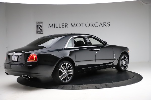 Used 2017 Rolls-Royce Ghost for sale $209,900 at Alfa Romeo of Greenwich in Greenwich CT 06830 11