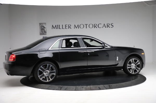 Used 2017 Rolls-Royce Ghost for sale $209,900 at Alfa Romeo of Greenwich in Greenwich CT 06830 12