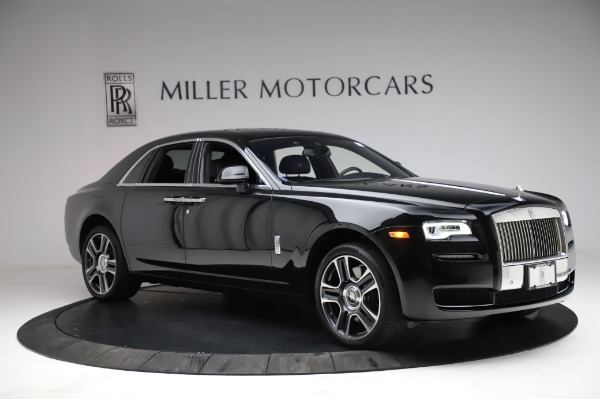 Used 2017 Rolls-Royce Ghost for sale $209,900 at Alfa Romeo of Greenwich in Greenwich CT 06830 15