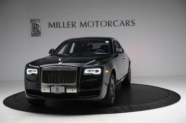 Used 2017 Rolls-Royce Ghost for sale $209,900 at Alfa Romeo of Greenwich in Greenwich CT 06830 18