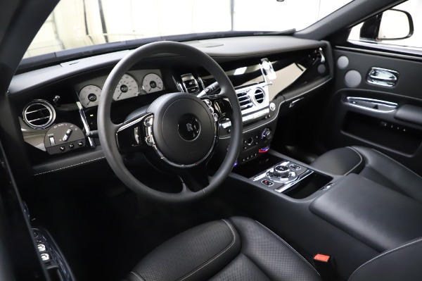 Used 2017 Rolls-Royce Ghost for sale $209,900 at Alfa Romeo of Greenwich in Greenwich CT 06830 19