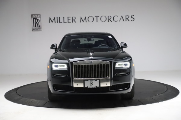 Used 2017 Rolls-Royce Ghost for sale $209,900 at Alfa Romeo of Greenwich in Greenwich CT 06830 2