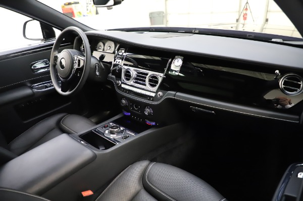 Used 2017 Rolls-Royce Ghost for sale $209,900 at Alfa Romeo of Greenwich in Greenwich CT 06830 20
