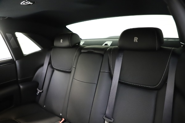 Used 2017 Rolls-Royce Ghost for sale $209,900 at Alfa Romeo of Greenwich in Greenwich CT 06830 24