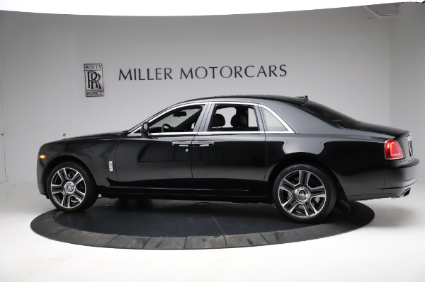 Used 2017 Rolls-Royce Ghost for sale $209,900 at Alfa Romeo of Greenwich in Greenwich CT 06830 6