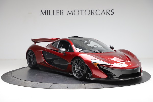 Used 2014 McLaren P1 for sale Call for price at Alfa Romeo of Greenwich in Greenwich CT 06830 13
