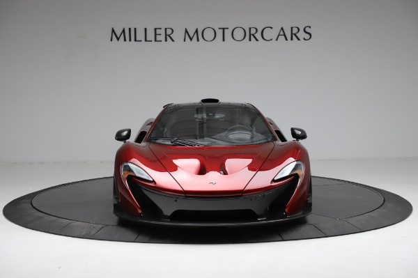 Used 2014 McLaren P1 for sale Call for price at Alfa Romeo of Greenwich in Greenwich CT 06830 14