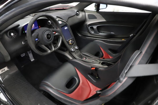 Used 2014 McLaren P1 for sale Call for price at Alfa Romeo of Greenwich in Greenwich CT 06830 15