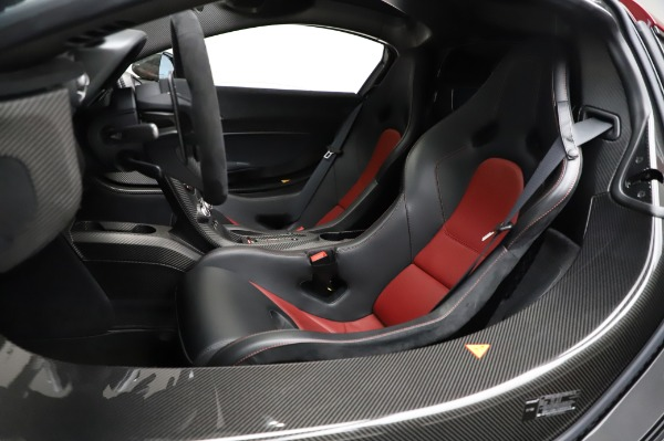 Used 2014 McLaren P1 for sale Call for price at Alfa Romeo of Greenwich in Greenwich CT 06830 17