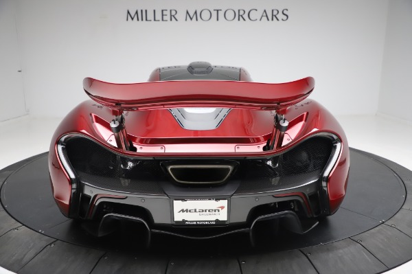 Used 2014 McLaren P1 for sale Call for price at Alfa Romeo of Greenwich in Greenwich CT 06830 19