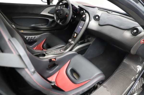 Used 2014 McLaren P1 for sale Call for price at Alfa Romeo of Greenwich in Greenwich CT 06830 20