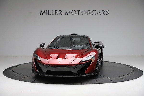 Used 2014 McLaren P1 for sale Call for price at Alfa Romeo of Greenwich in Greenwich CT 06830 25