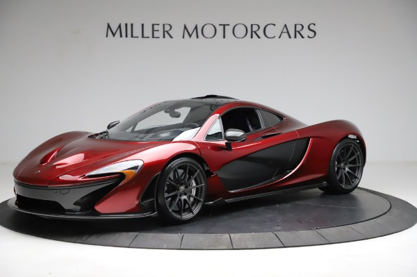 Used 2014 McLaren P1 for sale Call for price at Alfa Romeo of Greenwich in Greenwich CT 06830 26
