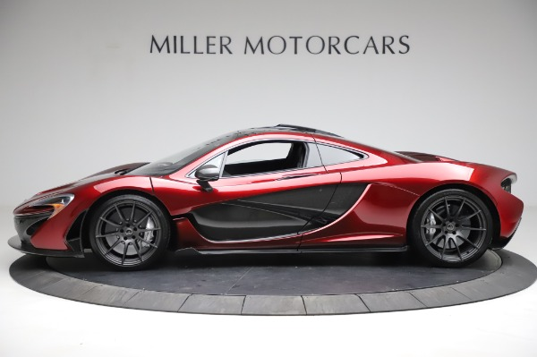 Used 2014 McLaren P1 for sale Call for price at Alfa Romeo of Greenwich in Greenwich CT 06830 27