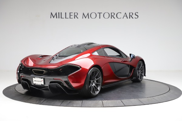 Used 2014 McLaren P1 for sale Call for price at Alfa Romeo of Greenwich in Greenwich CT 06830 28