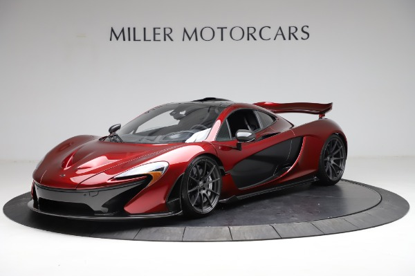 Used 2014 McLaren P1 for sale Call for price at Alfa Romeo of Greenwich in Greenwich CT 06830 3