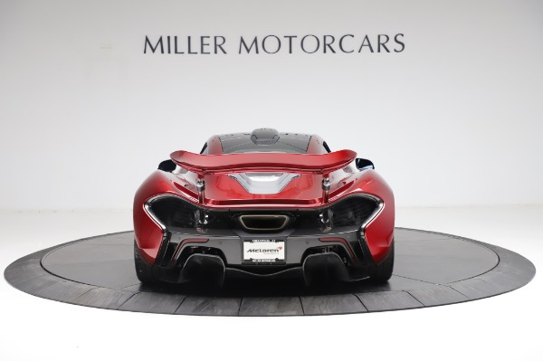 Used 2014 McLaren P1 for sale Call for price at Alfa Romeo of Greenwich in Greenwich CT 06830 8