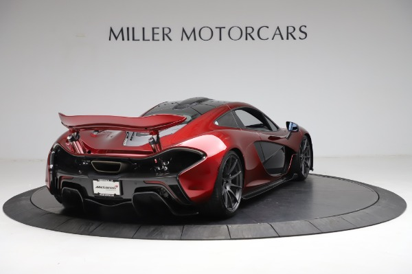 Used 2014 McLaren P1 for sale Call for price at Alfa Romeo of Greenwich in Greenwich CT 06830 9