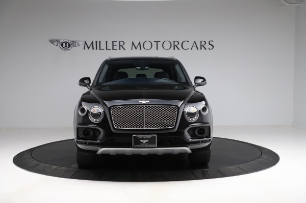 Used 2018 Bentley Bentayga Onyx Edition for sale $149,900 at Alfa Romeo of Greenwich in Greenwich CT 06830 12