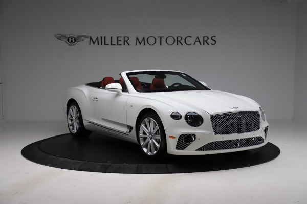 New 2021 Bentley Continental GT V8 for sale Sold at Alfa Romeo of Greenwich in Greenwich CT 06830 11