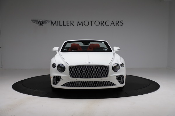 New 2021 Bentley Continental GT V8 for sale Sold at Alfa Romeo of Greenwich in Greenwich CT 06830 12