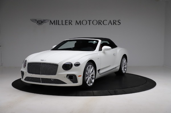 New 2021 Bentley Continental GT V8 for sale Sold at Alfa Romeo of Greenwich in Greenwich CT 06830 14