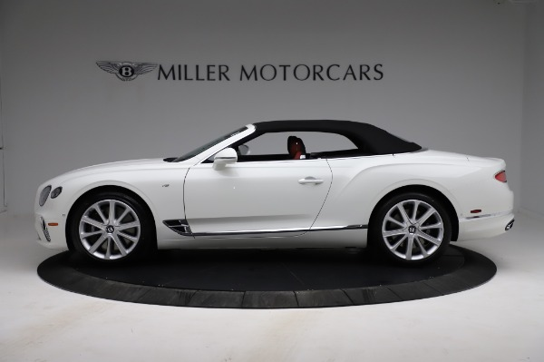 New 2021 Bentley Continental GT V8 for sale Sold at Alfa Romeo of Greenwich in Greenwich CT 06830 15