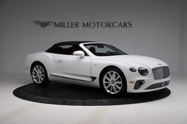 New 2021 Bentley Continental GT V8 for sale Sold at Alfa Romeo of Greenwich in Greenwich CT 06830 20