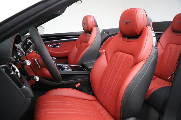 New 2021 Bentley Continental GT V8 for sale Sold at Alfa Romeo of Greenwich in Greenwich CT 06830 27